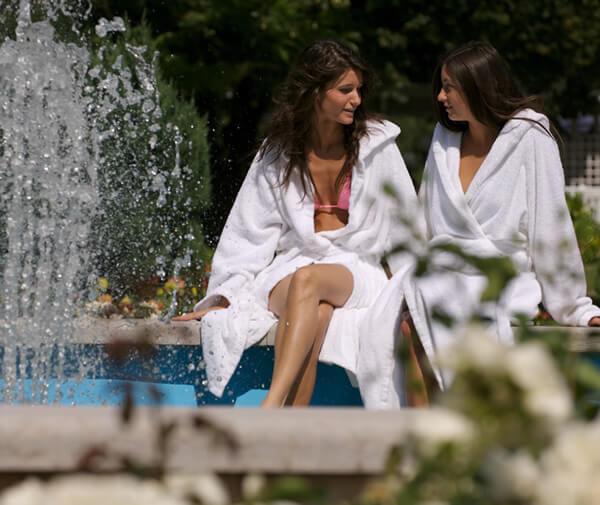 Thermal holiday in Levico bio hotel elite valsugana